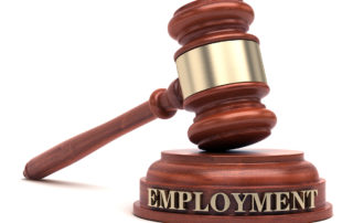 Employment Related Lawsuits