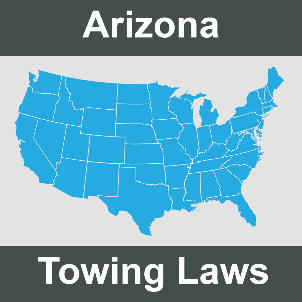 Arizona Towing Laws