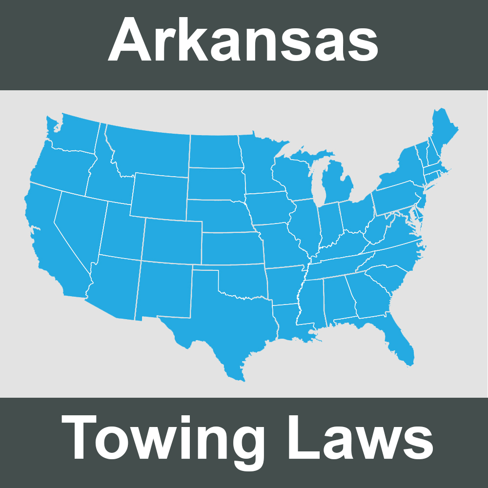 Arkansas Towing Laws