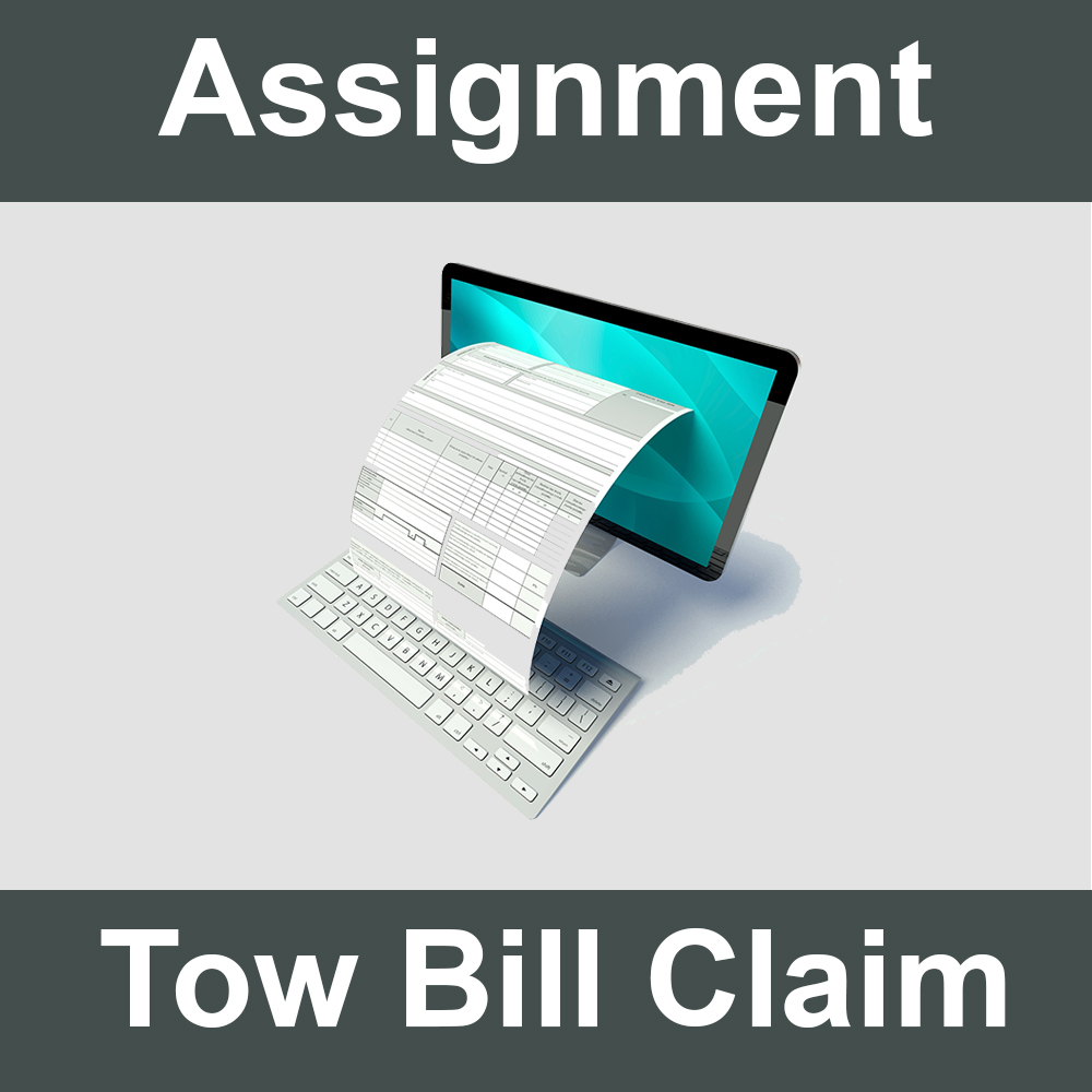 Assignment of Tow Bill Claim to Tow Company