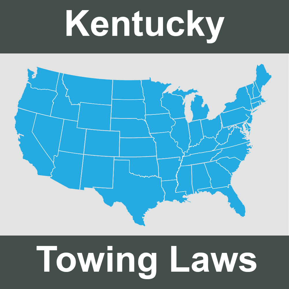 Kentucky Towing Laws