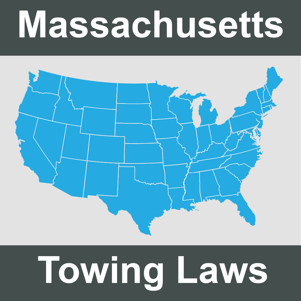 Massachusetts Towing Laws