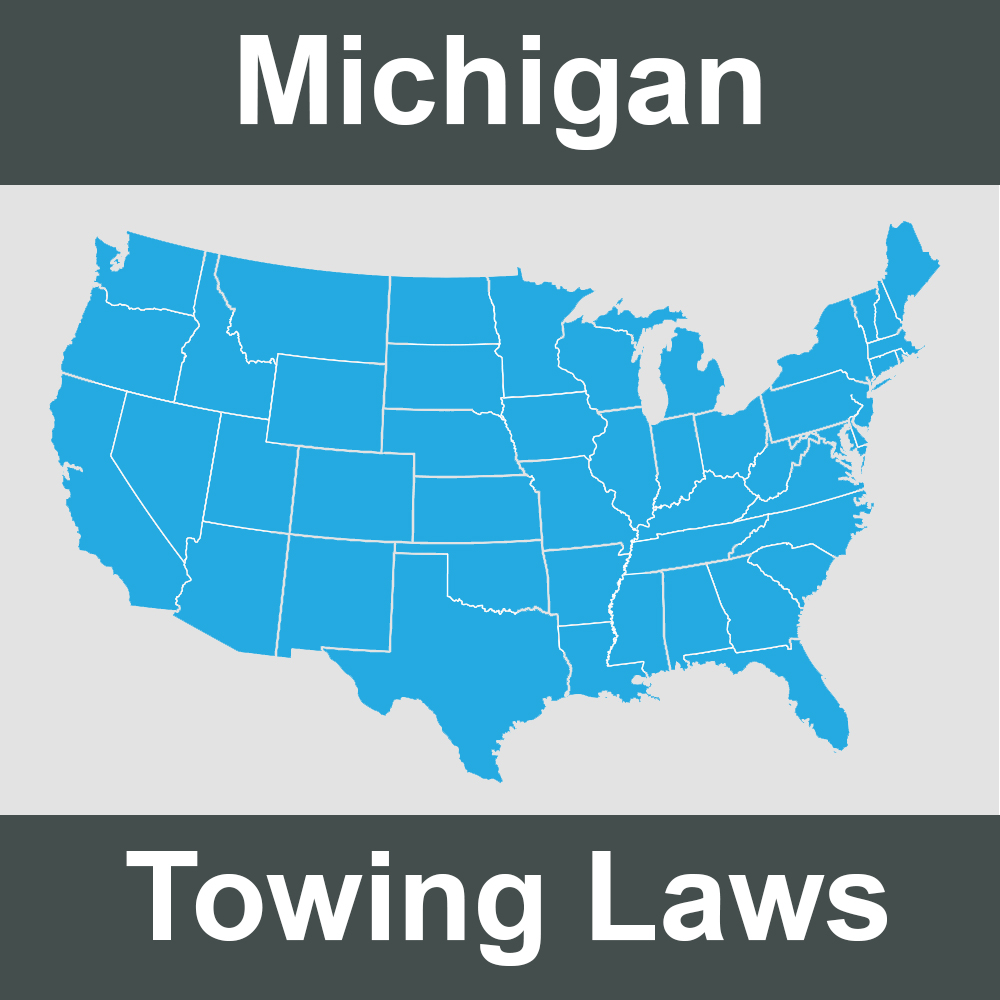 Michigan Towing Laws
