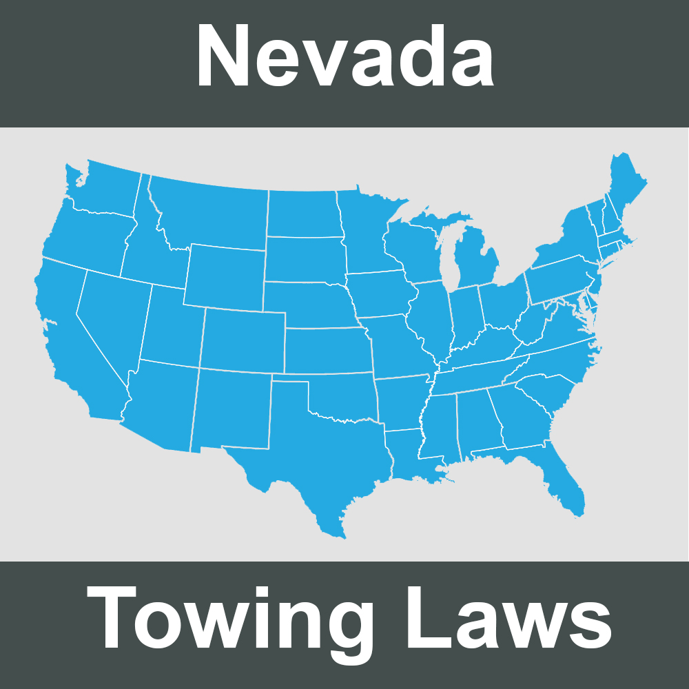 Nevada Towing Laws
