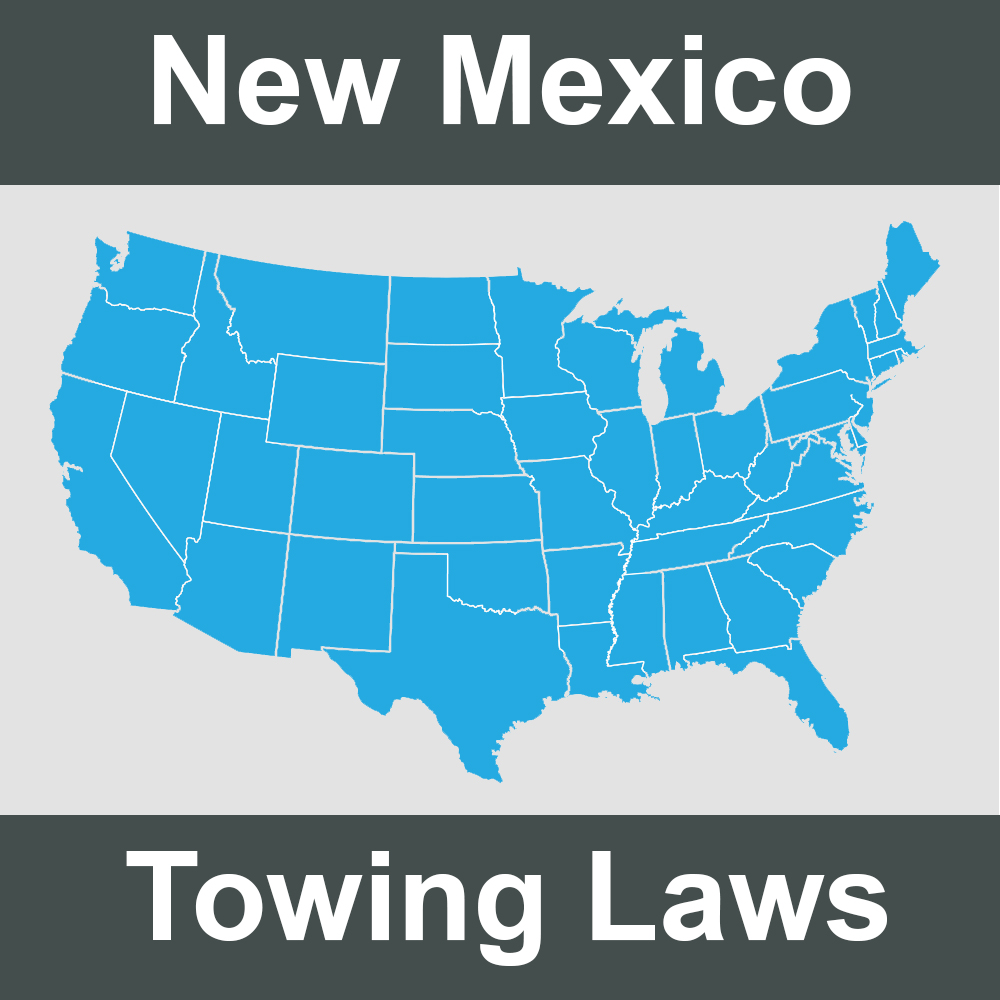 New Mexico Towing Laws