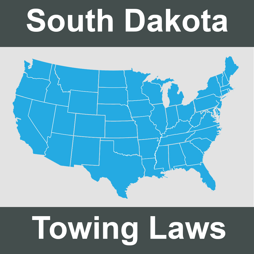 South Dakota Towing Laws