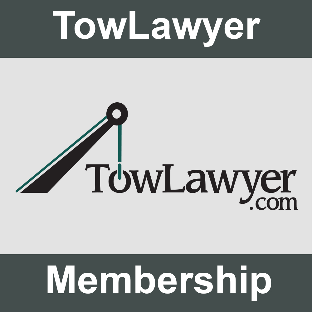TowLawyer Membership