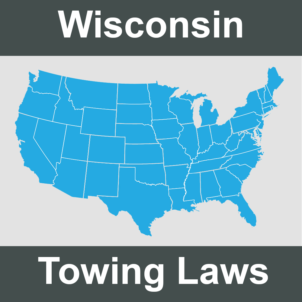 Wisconsin Towing Laws