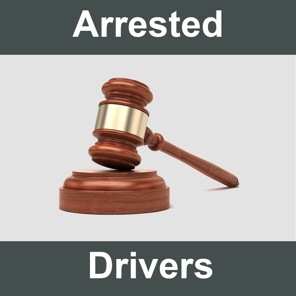 Arrested Drivers