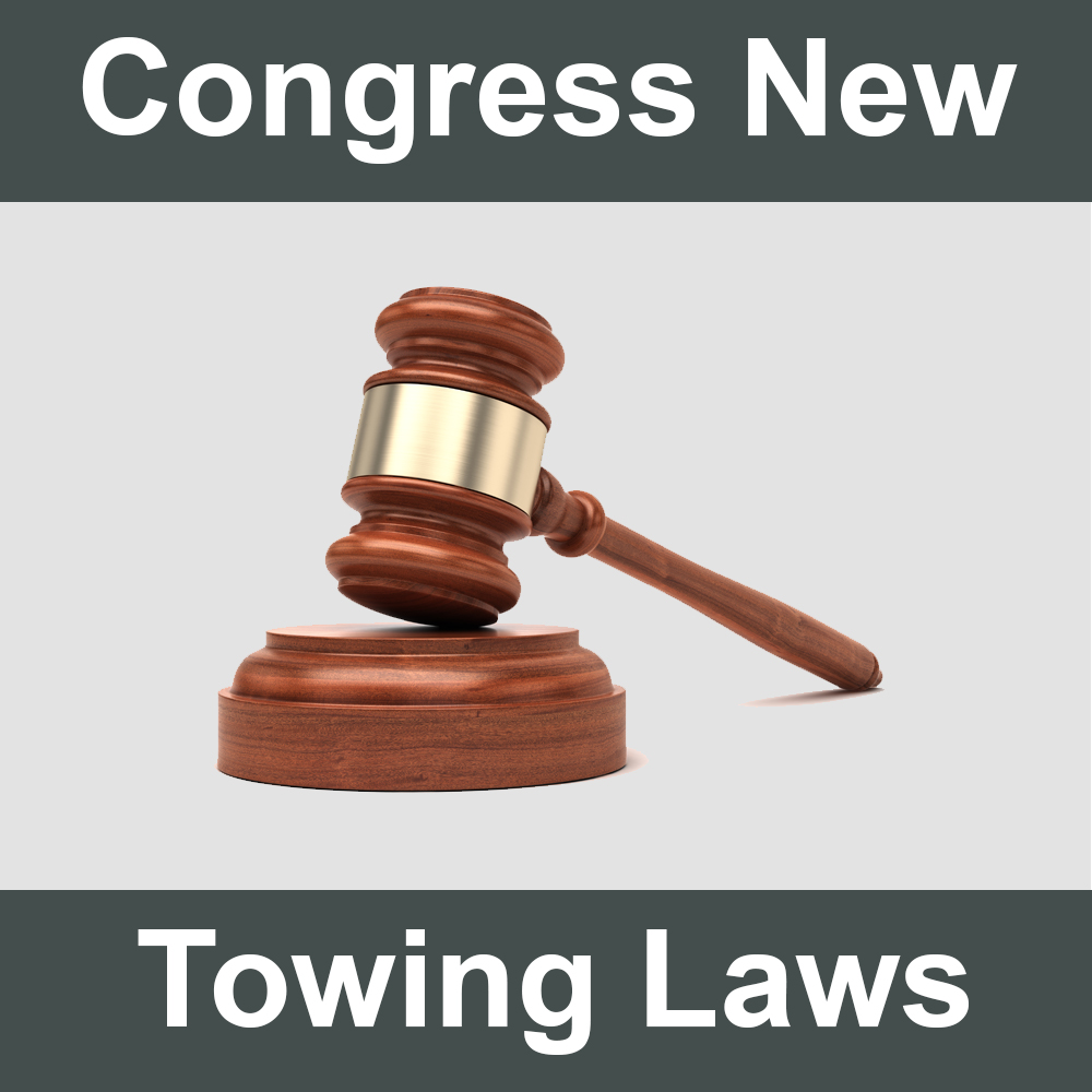 Congress Enacts New Towing Laws