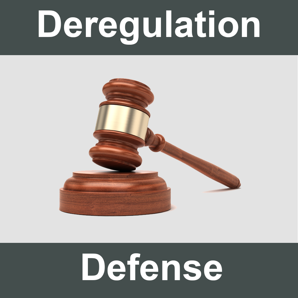 Federal Deregulation May be a Defense to Lawsuits