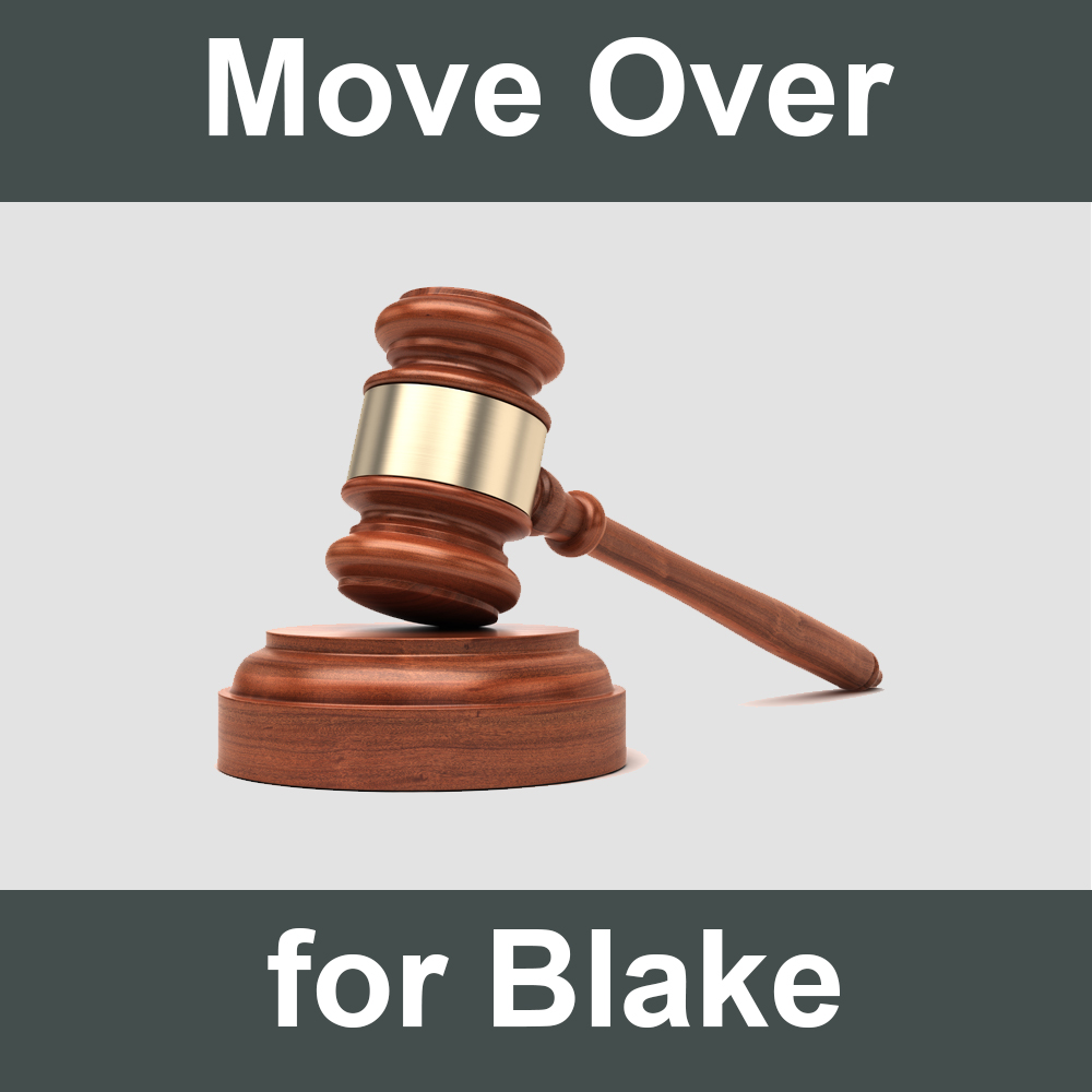 Mover Over for Blake