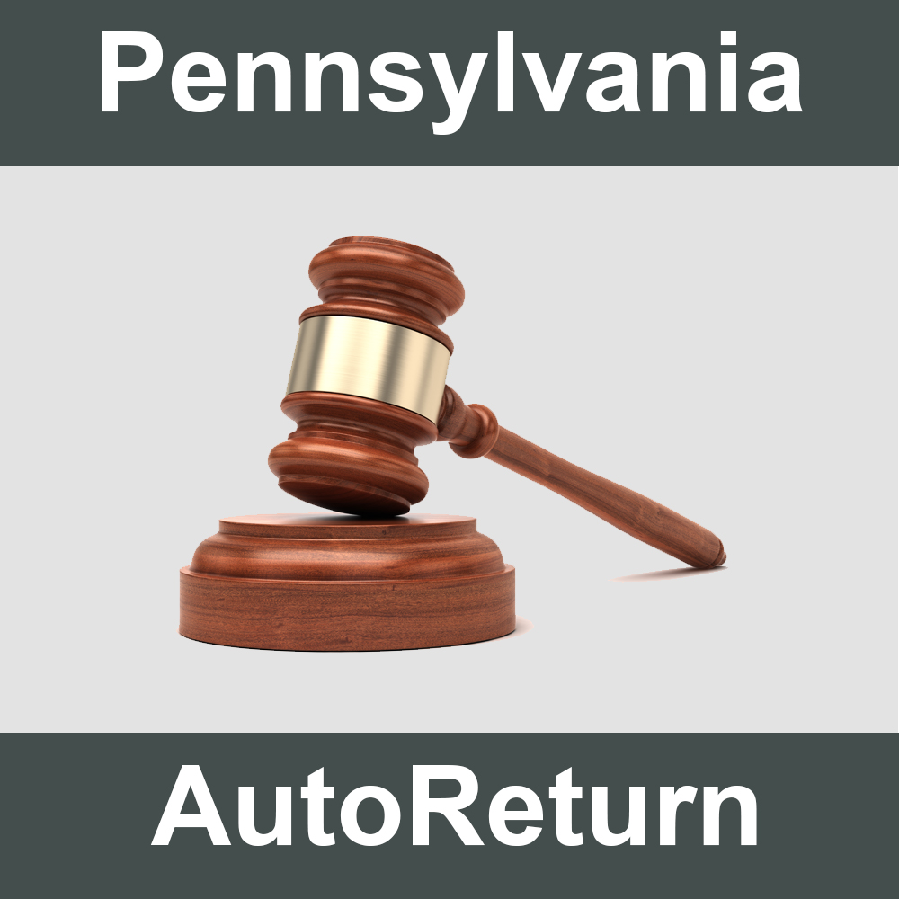 Pennsylvania AutoReturn