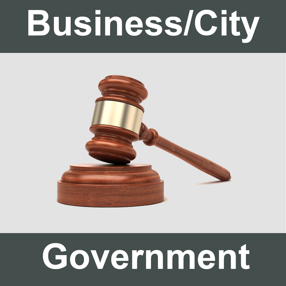 Blurred Line Between Private Business and City Government