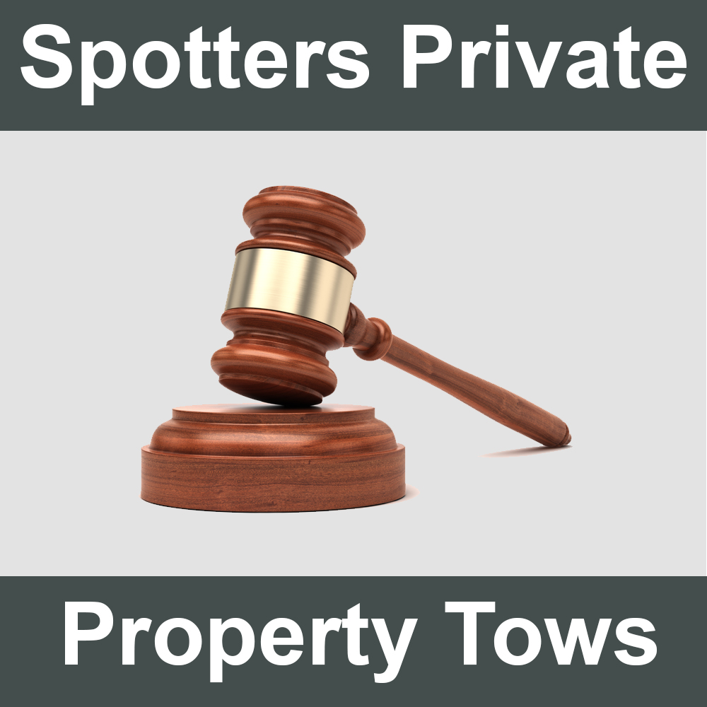 Parking Lot Patrol: Use of Spotters
