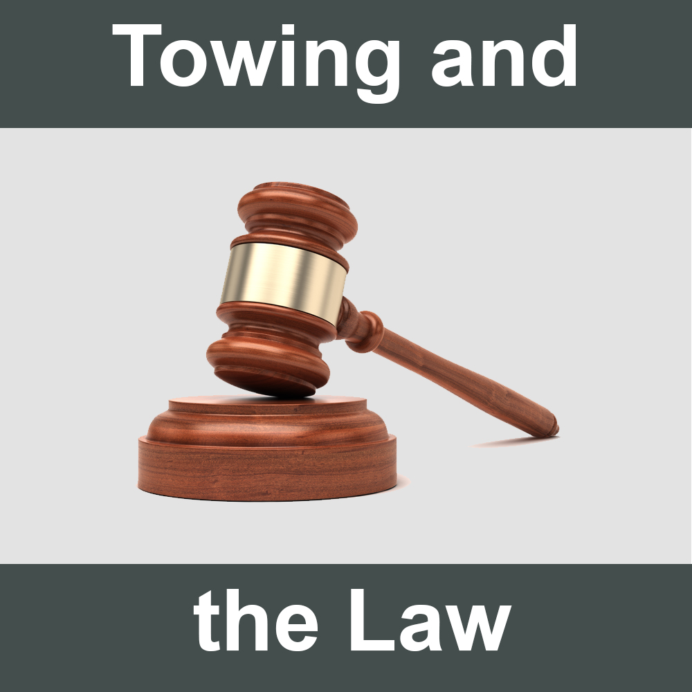 Towing and the Law