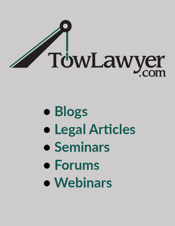 Stay Informed with TowLawyer.com