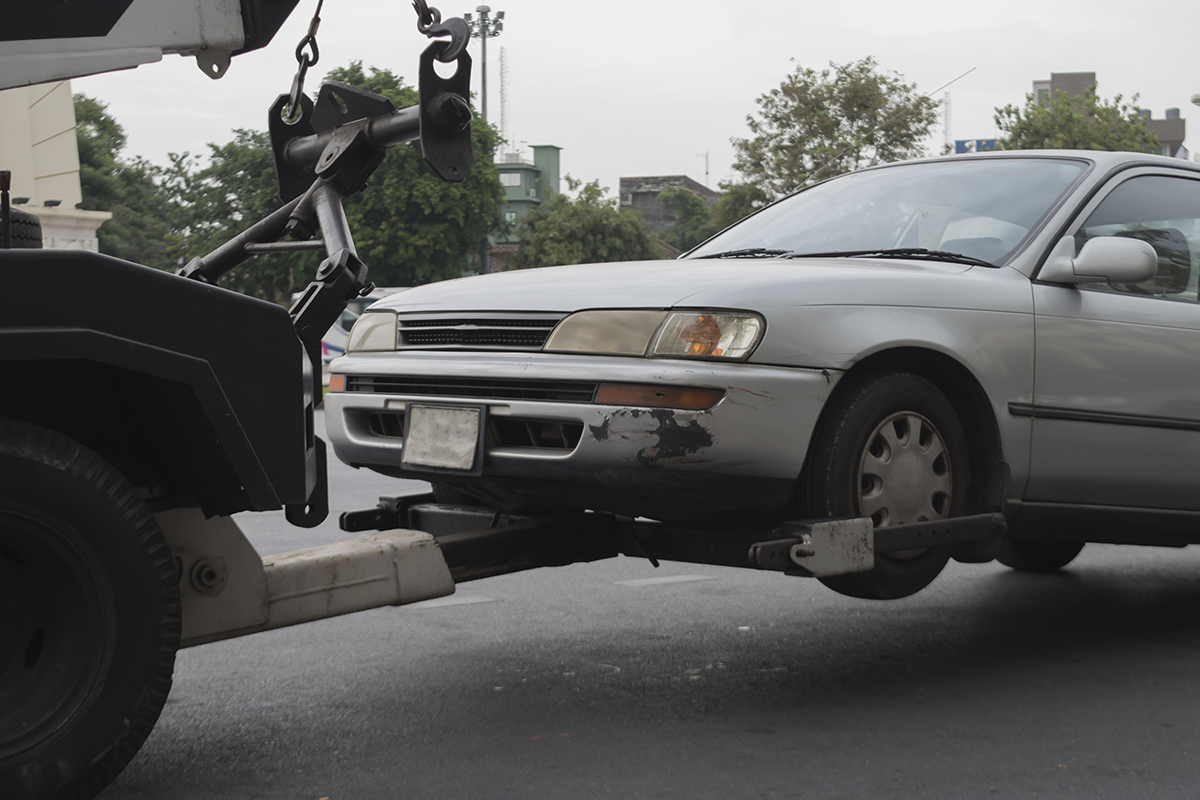 Is a Tow Gone Wrong Really Stealing?