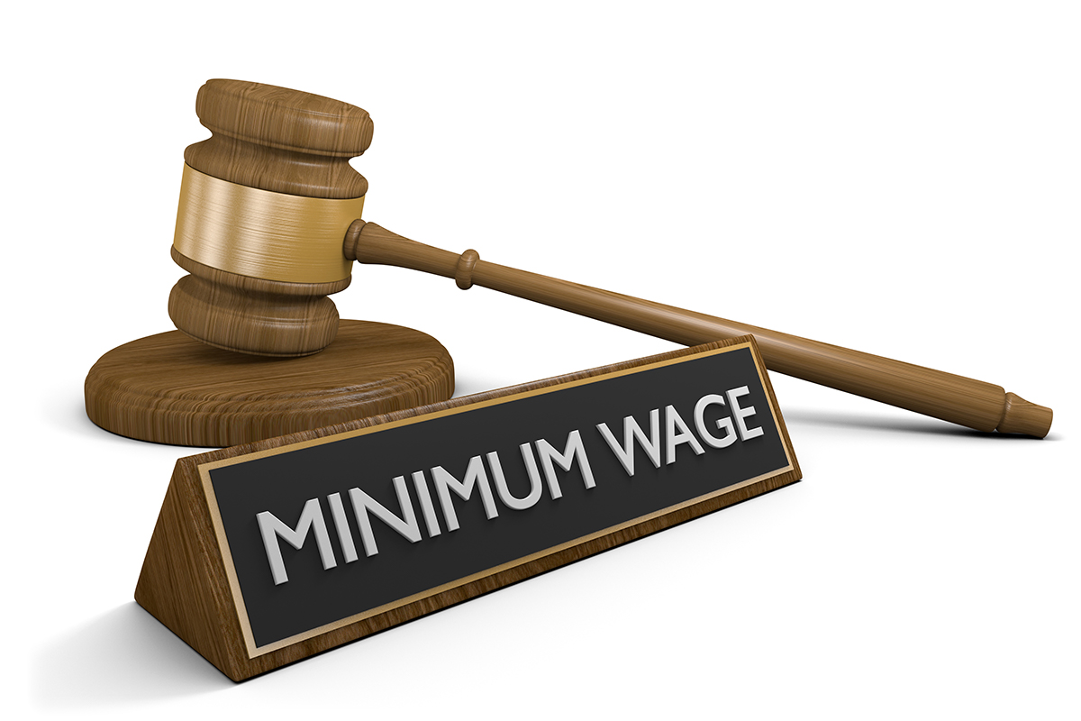 The Classic Minimum Wage Case