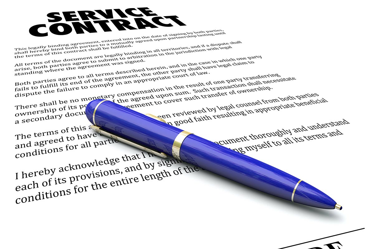 Read the Fine Print of your Service Agreements